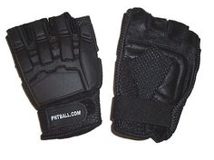 Paintball Sport Hardback Paintball Gloves, Small/Medium, Exposed Fingertips | My Favorite Airsoft Gun