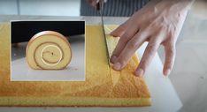 İsviçre Rulo Kek Tarifi, Rulo Kek Nasıl Yapılır? Raw Food Recipes, Cake Recipes, Cooking Recipes, Pasta Cake, Pizza Snacks, Tiramisu, Diy And Crafts, Cheesecake, Food And Drink