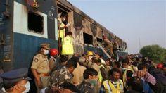 Fire on express train in India kills at least 26    http://globenews.co.nz/?p=7036