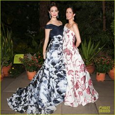 Emmy Rossum Says Carolina Herrera Is 'Fashion Fairy Godmother'