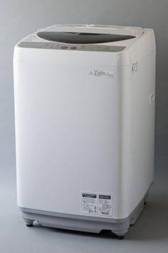 残り19時間→→→1円スタート!! 2010年 シャープ 洗濯機 5.5kg ES-GE55K-B 中古 - ヤフオク!