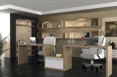 Home Offices - CASAESTILO - Planned Environments - Porto Alegre - RS