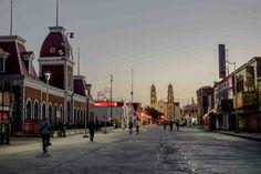 Calles Ciudad Juárez, Chihuahua. Jesús Esparza Flores