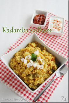 7aum Suvai: Kadamba sadham