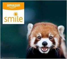 Here's something to smile about: You can now donate 0.5% of the price of your eligible AmazonSmile purchases to Red Panda Network. Shop to save a panda today! Start smiling: http://smile.amazon.com/