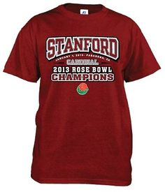 2013 Rose Bowl Champions T-Shirt
