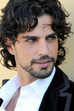 Nir Lavi - Seduction- Sebastian without the beard? Beautiful Eyes, Gorgeous Men, Jewish Men, Fc B, Moustaches, Male Photography, Attractive Men, Male Face, Good Looking Men
