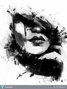 PASSIONATE #Creative #Art #Painting @touchtalent.com.com.com.com.com.com