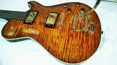 Knaggs Guitars  Kenai T2 in Aged Scotch with Bigsby, East Indian Rosewood neck