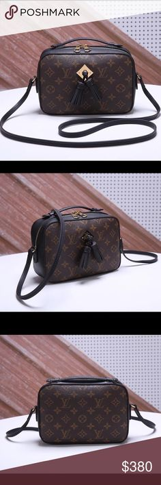 LOUIS VUITTON SAINTONGE MONOGRAM BAG This bag is really really cute and can  match any outfit c61653a15f5e7