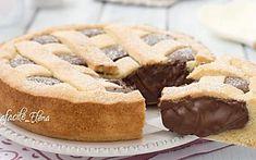 Crostata alla Nutella che rimane morbida e cremosa con dei semplicissimi trucchi