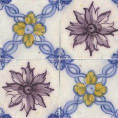 : : Welcome to SOLAR Antique Tiles : : Antique Tiles, Portuguese Tiles, 18th Century, Solar, Pottery, Adventure, Antiques, Drawings, Decor