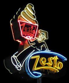 Zesto Ice Cream