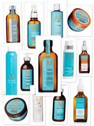 Morocan oil!! Most FAVORITE Hair Product EVER!!!! that being said by a hair stylist!!!
