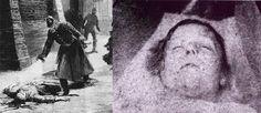 31 août 1888 ♦ La prostituée Polly Nichols accomplit sa dernière passe avec Jack l'Eventreur.