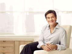 Dr. Oz wasn't always, well, Dr. Oz. What his life has taught him about being healthy and balanced. #drOz #balance