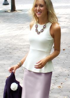 the modern french womens office attire - Google Search