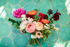 garden wedding with impeccable floral design - photo by Sara and Rocky Photography http://ruffledblog.com/garden-wedding-with-impeccable-floral-design