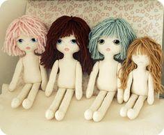 Gingermelon Dolls: January 2012