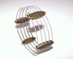 Guitar string jewelry!