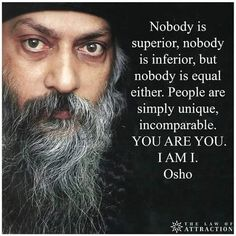 Osho - by dangerously he means live free to your expression of who you are. Rumi Quotes, Quotable Quotes, Words Quotes, Qoutes, Life Quotes, Inspirational Quotes, Success Quotes, Sayings, Leadership Quotes