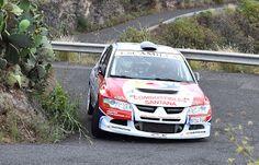 TIEMPO DE DEPORTE: Domingo Ramos conquista el podio en el 'Rally Coma...