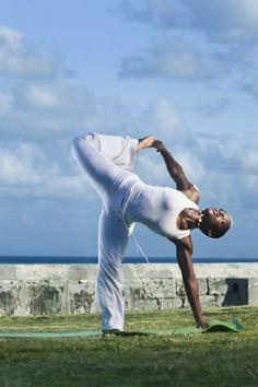 Yoga at #TheCrane in #Barbados.
