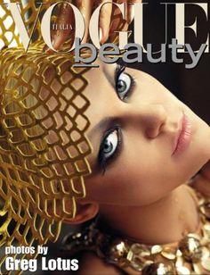 Vogue Italia Beauty October 2013 (Vogue Italia)