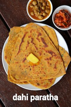 dahi paratha recipe | dahi ke parathe | curd paratha recipe with step by step photo and video recipe. paratha recipes are a popular choice for day to day meals across india. it is typically made and served with a spiced vegetable based stuffing in a wheat flour dough. moreover the popularity is due to its less hassle as it can be served without any extra curries. one such hugely popular north indian paratha is dahi paratha recipe.