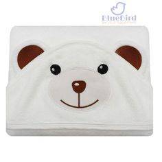 Romantic Cute Animal Shape Baby Hooded Bathrobe Bath Towel Children Kids Microfiber Absorbent Drying Beach Towel Washcloth Swimwear Towel 100% Original Baby Care