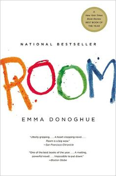 Room...I wonderful and gripping story about a young woman and her son that were abducted and forced to live in a small shed. Their story is one that will touch everyone's lives.