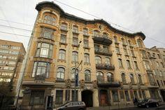 Доходный дом Исакова.