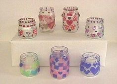 Heartlight Candle Holders