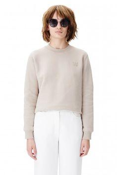 Wood Wood - Wednesday sweatshirt