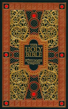 The Holy Bible: King James Version (Barnes & Noble Leatherbound Classics) $18.00