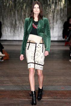Altuzarra Fall 2012 Ready-to-Wear Collection Photos - Vogue