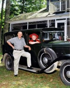 Generation after generation, the Franklin automobile has been a part of a longtime Vermont clan