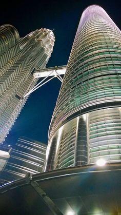 Petronas Twin Towers. Kuala Lumpur.