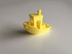 #3DBenchy - The jolly 3D printing torture-test by David_Mussaffi