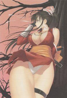 kunoichi coxuda