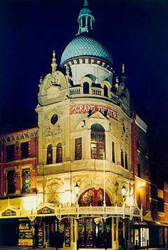The Grand Theatre - Blackpool