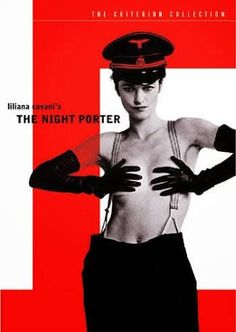 The Night Porter (Italian: Il portiere di notte) is a controversial 1974 art film by Italian director Liliana Cavani, starring Dirk Bogarde and Charlotte Rampling featuring elements of Nazisploitation. Charlotte Rampling, Cult Movies, New Movies, Iconic Movies, Movies Online, The Night Porter, The Criterion Collection, The Rocky Horror Picture Show, Liliana