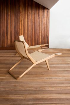 Barca Lounge Chair from Branca