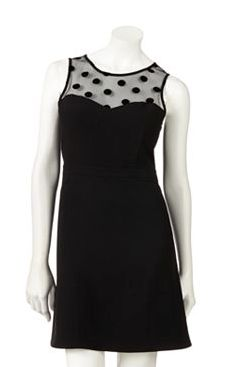 WANT: http://www.kohls.com/product/prd-1544927/lc-lauren-conrad-dot-fit-flare-dress.jsp