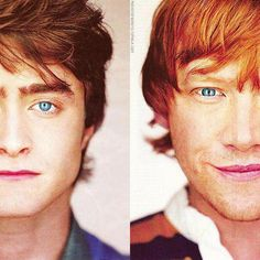 Rupert Grint: Stealing my heart one blue eyed picture at a time! <3