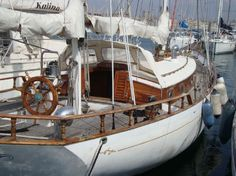 1979 Cheoy Lee Ketch Clipper 42 Moteur Bateau à Vendre - www.yachtworld.fr