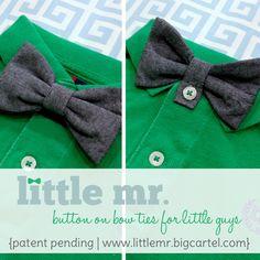 Patent Pending www.littlemr.bigcartel.com