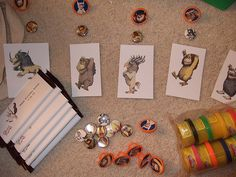 Where the Wild Things Are Party Guide -- someone made an entire blog about this!