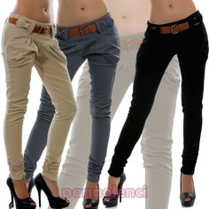 Pantaloni con tasche ampie e fiocchi, attualissimi! € 18,90 Puoi acquistarli qui: http://www.toocool.it/catalogo/Pantaloni-donna-fiocchi-tasche-ampie-vita-bassa-aderenti-nuovi-AS-2150-188