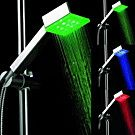 Color Changing LED Shower Faucet with 8 inch Shower Head - GBP £ 120.26